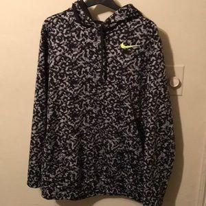 Men's Nike Hoodie -M